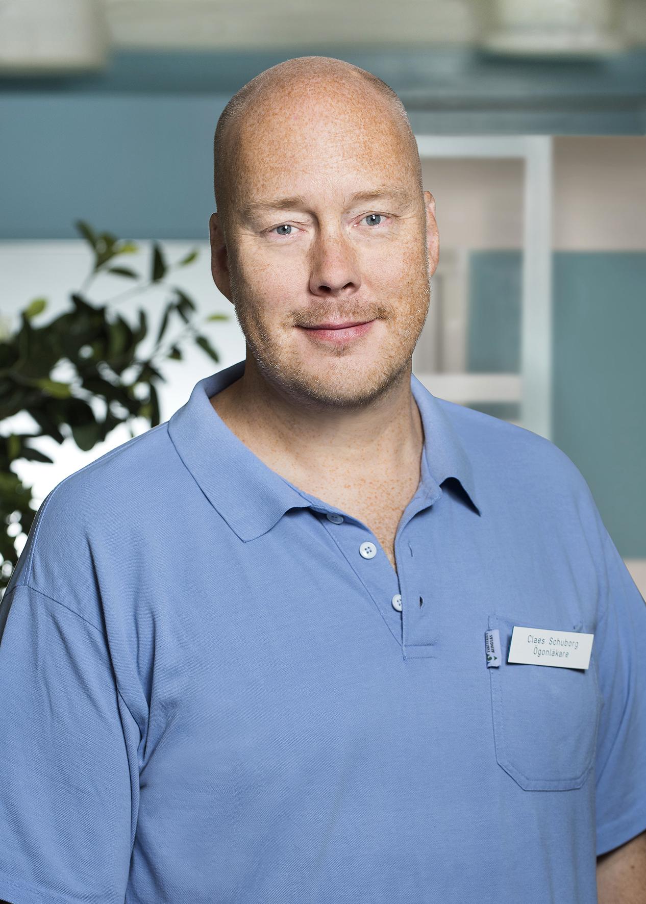 Claes Schuborg